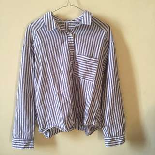 Berskha Stripe Blouse