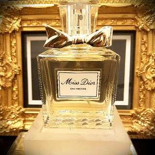 Miss Dior eau Fraiche 100ml(Price reduced)