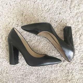 Aldo blocked heels sz 39/UK 6