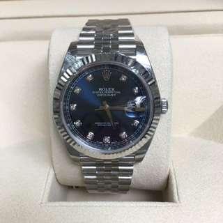全新Rolex 126334