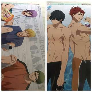 2 sided poster And Animedia Magazine (Sept)