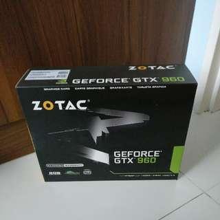 (New) Zotac GTX960 2GB Twin Fan