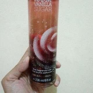 Bath and Body Works Warm Vanilla Sugar