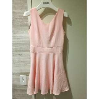 Pink Dress (Fits like a small)