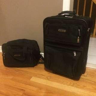 Luggage Jetliner