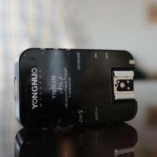 Yongnuo YN-622N flash trigger receiver