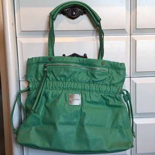 Authentic CALVIN KLEIN Mint Green Handbag