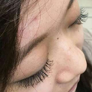 Eyelash Extention By Msbeautylash