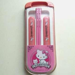 Hello Kitty 餐具