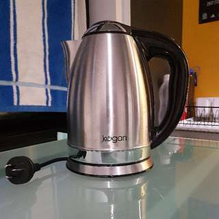 kogan 1.8l kettle with temperature and keep warm setting