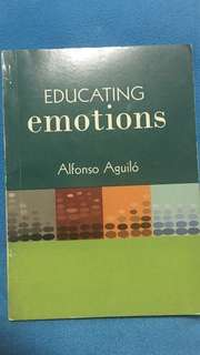Educating Emotions