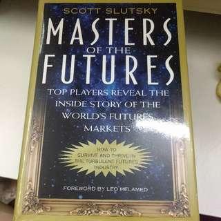 Masters of The Futures by Scott Slutsky