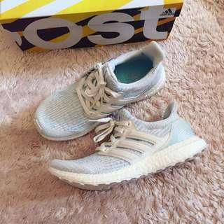 🚚 Adidas x Parley Ultraboost 限量商品 環保材質 25.5公分