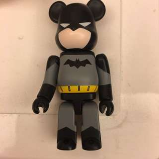 Batman Bearbrick 100% Be@rbrick Medicom
