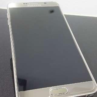 Samsung Galaxy Note 5 - 32GB Gold Platinum