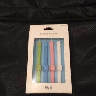 NEW Wii Remote Wrist Straps