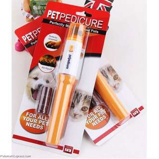 RESTOCK! PETS - Petpedicure (Nail Trimmer / Nail Filer)