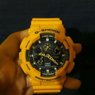 G-shock (Bumblebee)