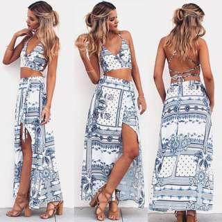 BNWT Sabo Skirt Reign Wrap Skirt XS