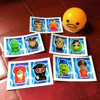 Gudetama Toy & Trading Cards