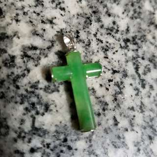 十字架吊咀 玉石 玉器 Cross Pendant Jade jewelry