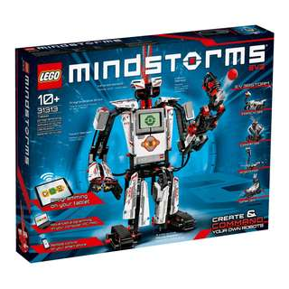LEGO 31313 Mindstorms EV3 - Brand New - Related to LEGO 3804, 8527 & 8547