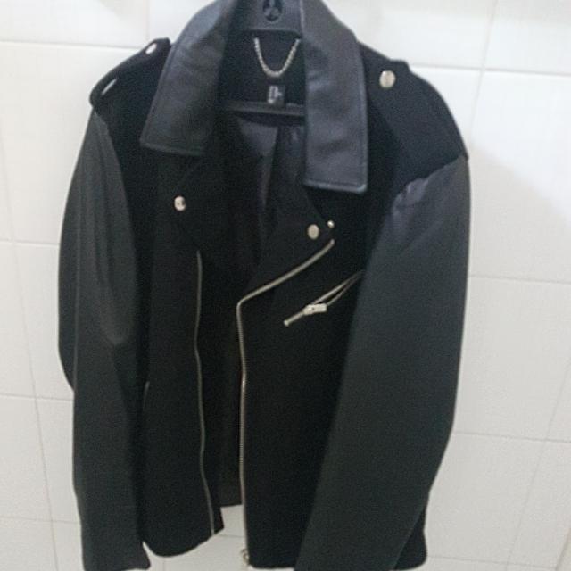 21 Men Leather Jacket