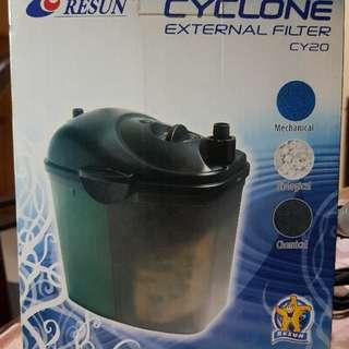 Resun Cyclone External Filter CY20