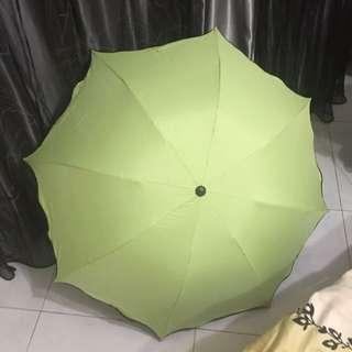 Ultraviolet umbrella