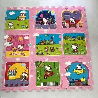 Hello Kitty Soft Mat