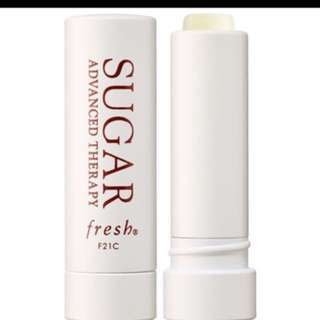 Brand New Sugar Advance Lip Therapy