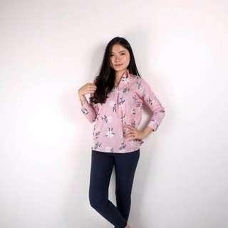 sakura longsleeve shirt