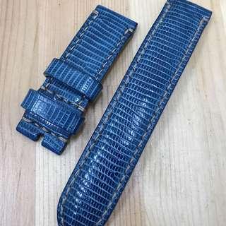 IWC PANERAI 22MM Handmade Watch Strap 手工皮革錶帶