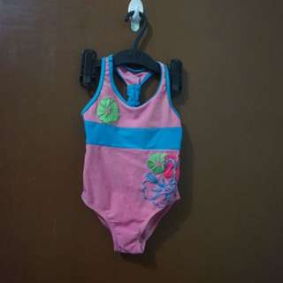 One piece Swimsuit for Toddlers (girls)