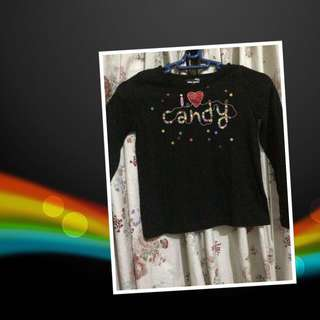 Candy Design Long Sleeves