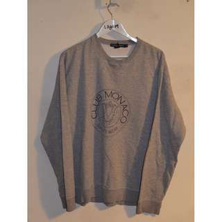 VTG Mens Club Monaco Sweatshirt Size L