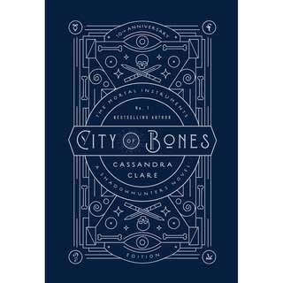 City of Bones: 10th Anniversary Edition (The Mortal Instruments) by Cassandra Clare