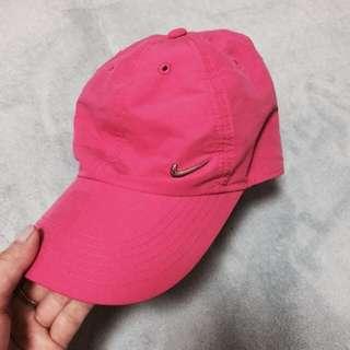 nike 粉紅 老帽 粉色 桃花 百搭