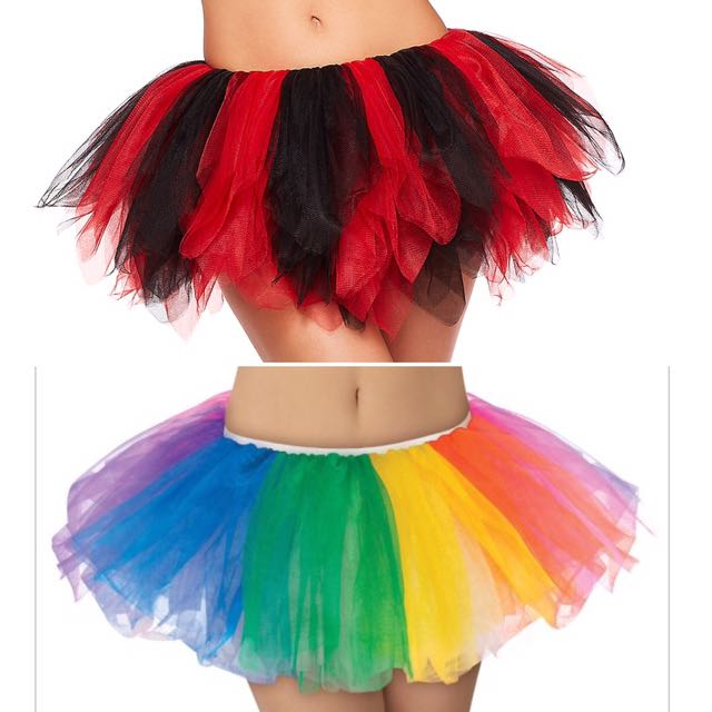 2 tutus one size fits most
