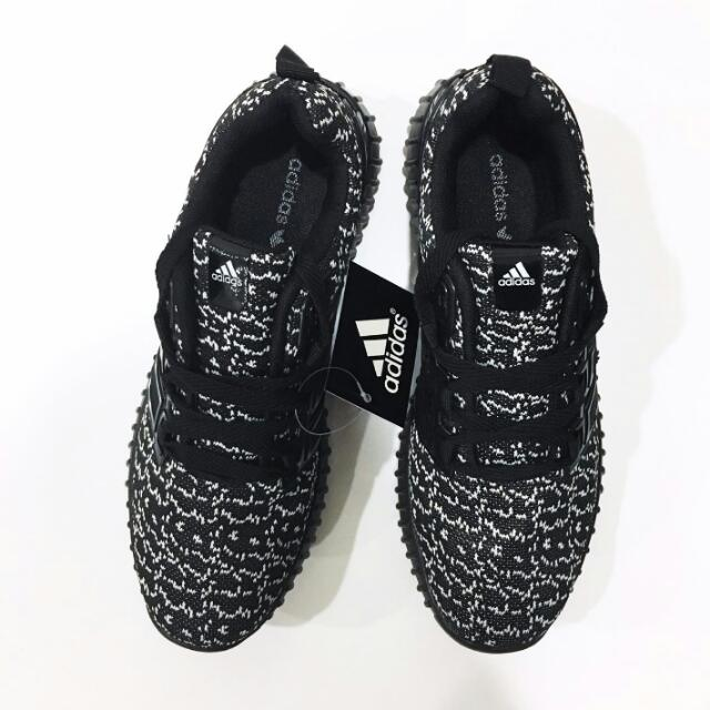 uk store detailed images outlet store sale Adidas Yeezy Ultra Boost Black