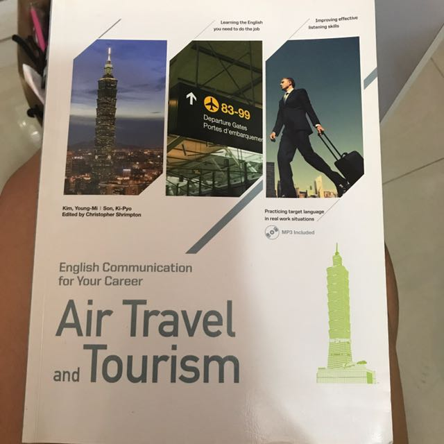 Air travel and tourism
