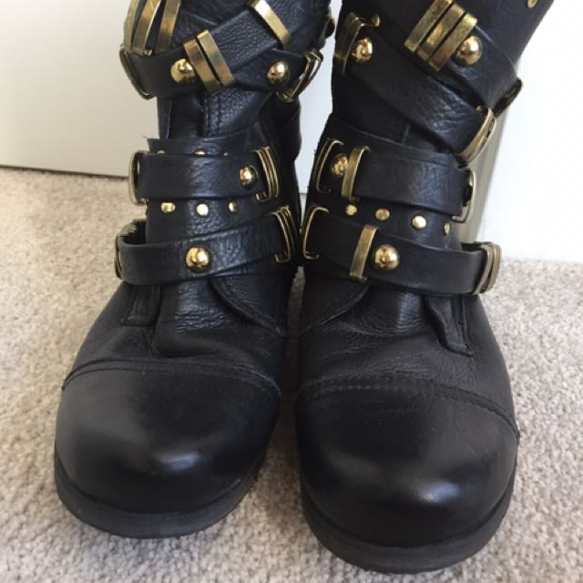 Aldo Biker boots size 6.5