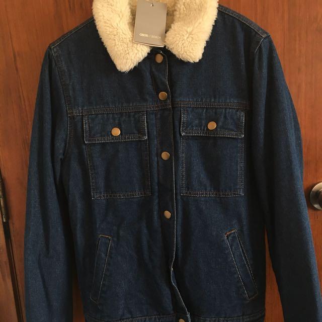 Asos Winter Denim Jacket