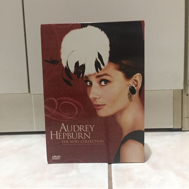Audrey Hepburn The Ruby Collection