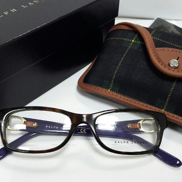 Aunthentic Polo Ralph Lauren Eyeglasses Rayban Oakley Police