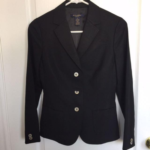 Authentic Brooks Brothers Women's Blazer 0