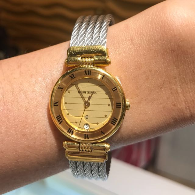 Authentic Philippe Charriol Watch