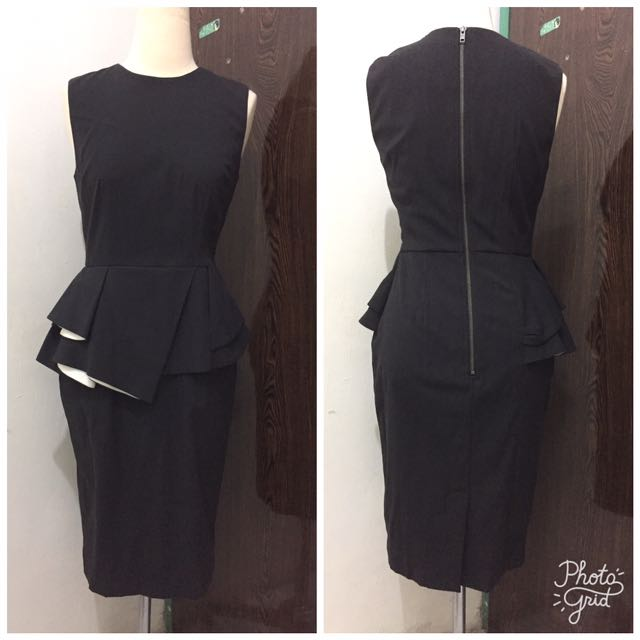 Black Dress Elegant.