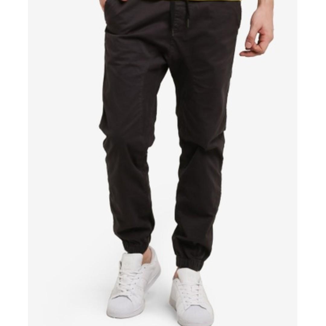 0eddbbe7e684 COTTON ON : Drake Cuffed Pants, Men's Fashion, Clothes on Carousell