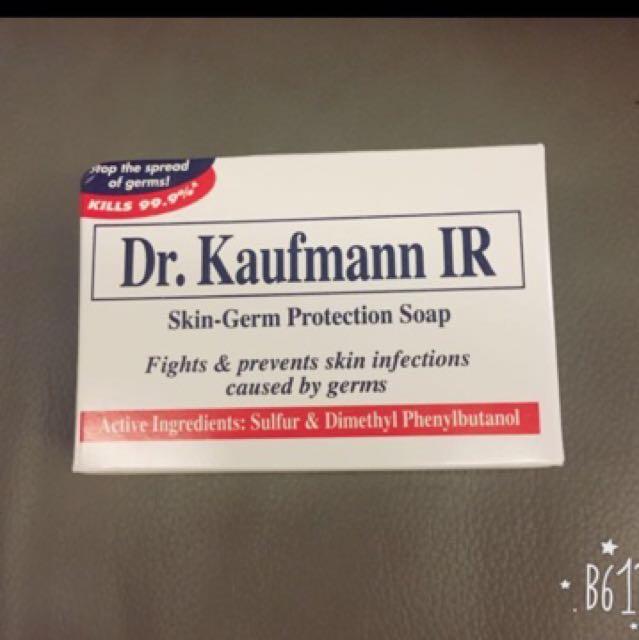 BN In Box, Dr Kaufmann IR Antibacterial Soap